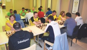 Šahovski turnir 44. susreta radnika banaka RH (foto: B. Purić)