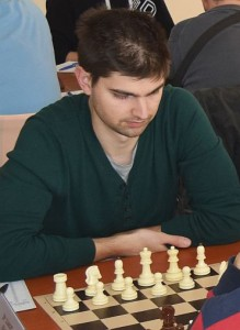 Davor Rameša iz Juniora (foto: B. Purić)