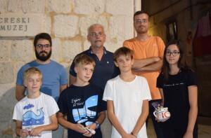 Nagrađeni seniori i kadeti (foto: O. Marković)