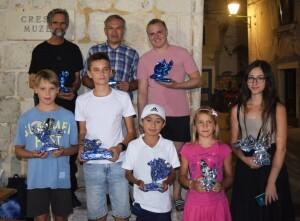 Najbolji seniori, kadeti i juniorke (foto: B. Purić)